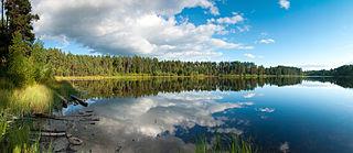 Ahitsõ järv Rõuge vallas (Martin Mark)