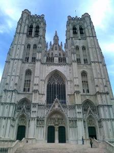 Kõige muljetavaldavam ehitis oli Brüsseli katedraal. Ausõna, seda tasub kylastada.