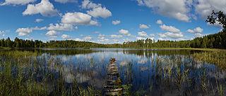 Aalupi järv. Foto: Vaido Otsar.