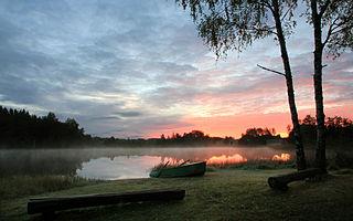 Palujüri järv. Pilt: Aleksander Kaasik.