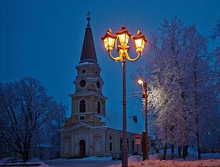Võru Katariina kirik. Pilt: Vaido Otsar.