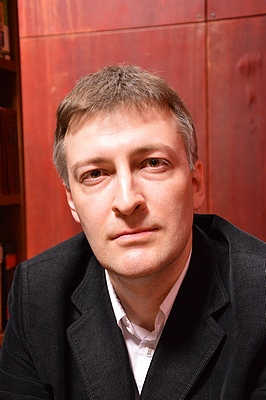 Ivo Volt 2014. aastal. Pilt: Ivo Kruusamägi.