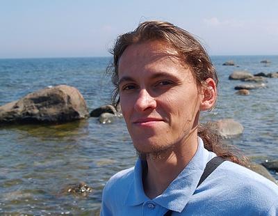 Madis Maasing 2011. aastal. Pilt: Ivo Kruusamägi.