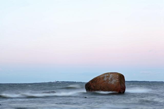 Mähu kivi Lahemaal